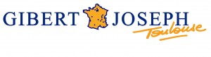 Logo Gibert 08 bleu