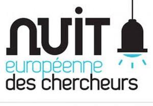 logo nuit européenne des chercheurs