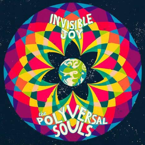 The Polyversal Souls - album Invisible Joy featuring Guy One, Hailu Mergia et BAM