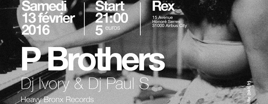 toulouse soul club rex header 2