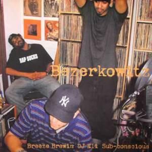 Bezerkowitz  : Bezerkowitz EP (matic rec./fatbeats 2004)