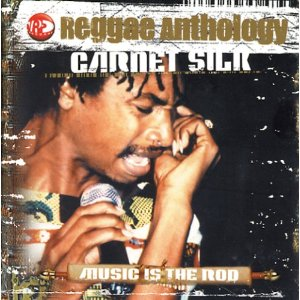 Garnet Silk : Reggae Anthology – Music in the Rod (VP/Wagram)