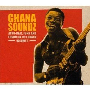 Ghana Soundz : volume II (soundway 2005)
