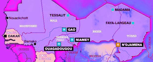 """Survie présente: Quelle Françafrique à l'heure de la """"guerre contre le terrorisme""""?"""
