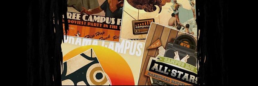 Campus FM s'expose aux Musicophages jusqu'au 30 Mai