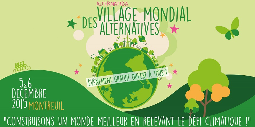 Good Cop Bad Cop 21 et Campus FM en direct du Village des Alternatives, Alternatiba