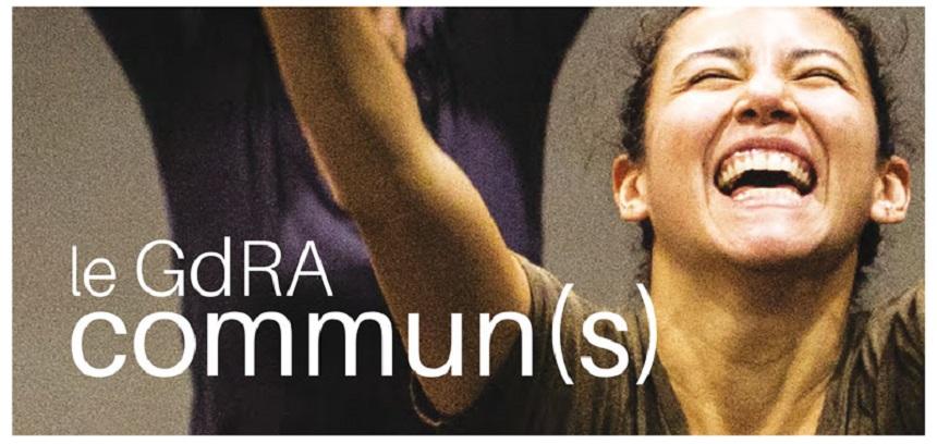 COMMUN(S), récits de vies croisées à l'Université mis en scène par le GdRA