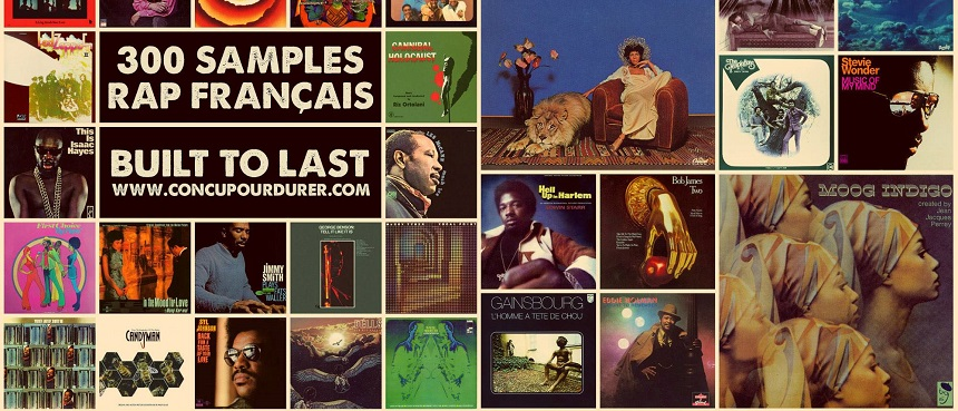 300 Samples Rap Français – Built To Last Mix