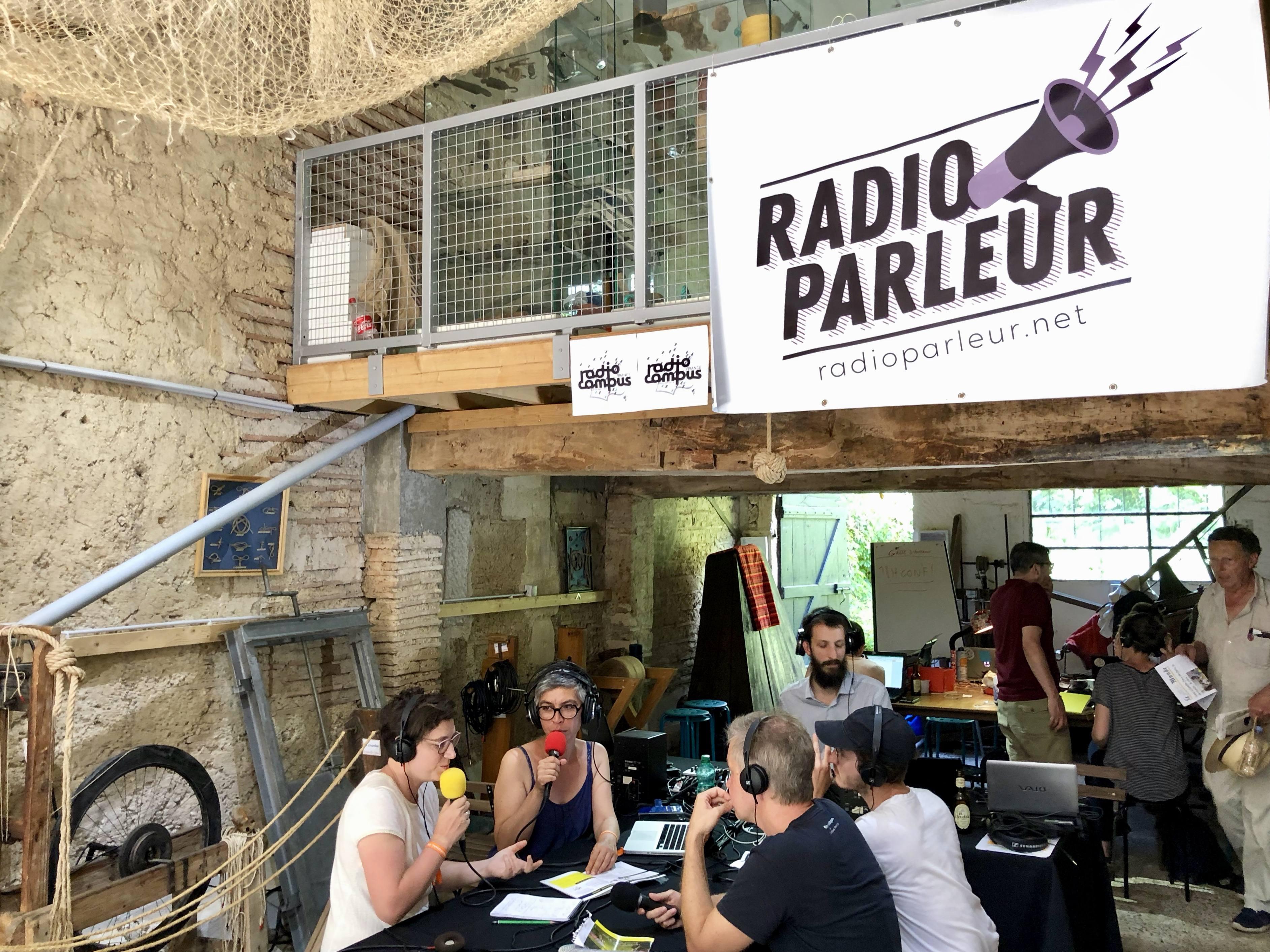 Couthures-sur-Radio, une expérience radiophonique unique !