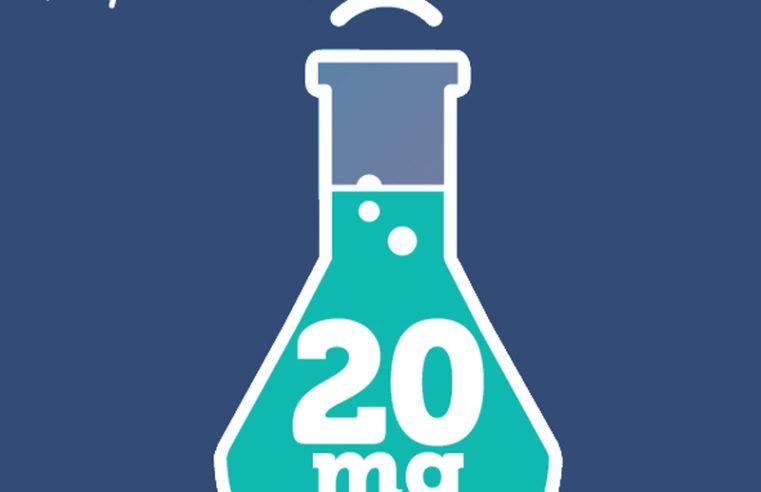 20 mg de sciences