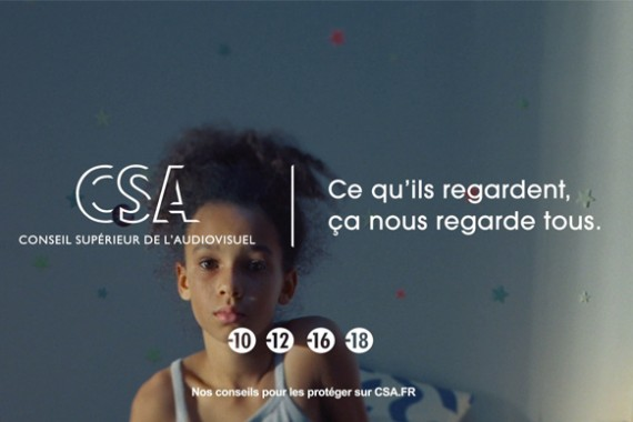 Sensibilisation à la signalétique jeunesse du CSA