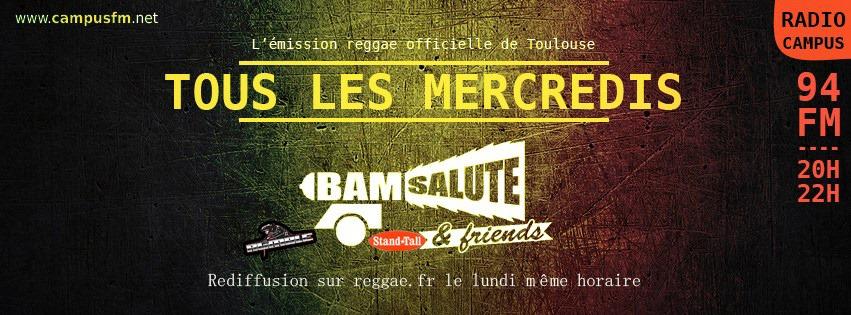 Bam Salute & Friends