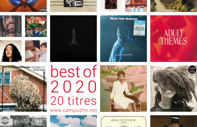 Best of 2020 – 20 titres