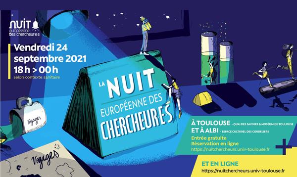 La Nuit européenne des chercheur·e·s 2021