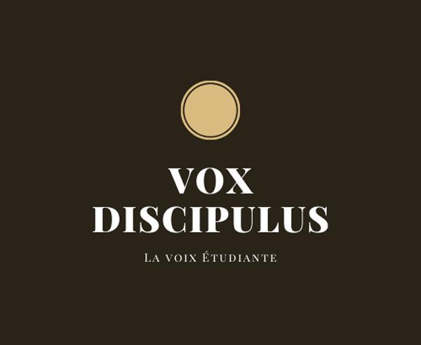 Vox discipulus